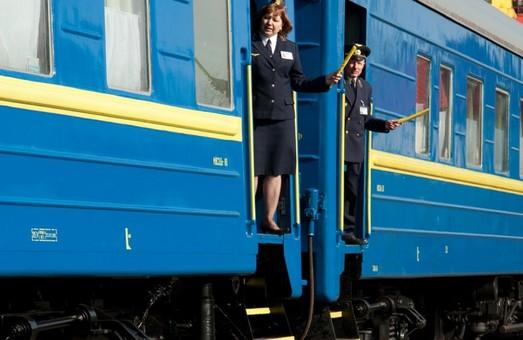 На новорічні свята Укрзалізниця призначила додаткові поїзди