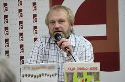 Знаменитий Тарас Прохасько презентував у Львові свою нову книгу (ФОТО)