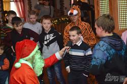 У Львові Миколай завітав до дітей-сиріт (ФОТО)