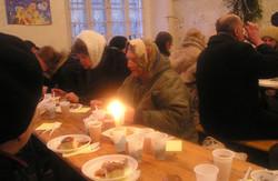Волонтерів запрошують долучитись до Святвечора для бездомних