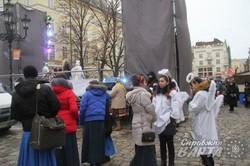 Як у Львові обирали найкращий вертеп (ФОТО)