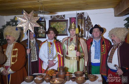 Як колядували на Різдво у Львові (ВІДЕО)
