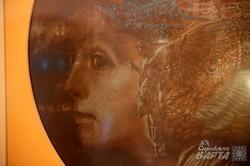 """У Львові відкрилась виставка Олександра Коровая """"Чорна перлина"""" (ФОТО)"""