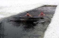 Львів`янин запрошують до участі у водних процедурах на Водохреща