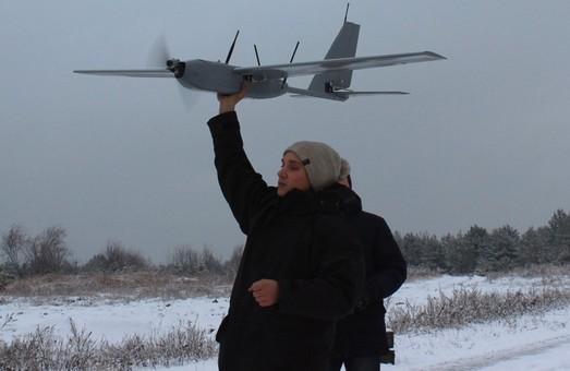 На Львівщині волонтери тренувались виявляти з безпілотника ворожу артилерію (ВІДЕО)