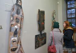 У Львові відкрилась виставка Романа Романишина «Вертеп» (ФОТО)