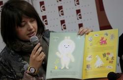 У Львові автори представили першу дитячу книжку про війну (ФОТО)