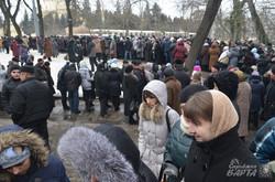 У Львові тисячі мирян приходять побачити Нерукотворний образ Ісуса Христа (ФОТО)