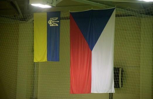 Як українська збірна з футзалу чеській поступилась (ФОТО)