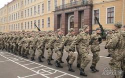 У Львові відбувся позачерговий випуск молодих офіцерів та професійних сержантів (ФОТО)