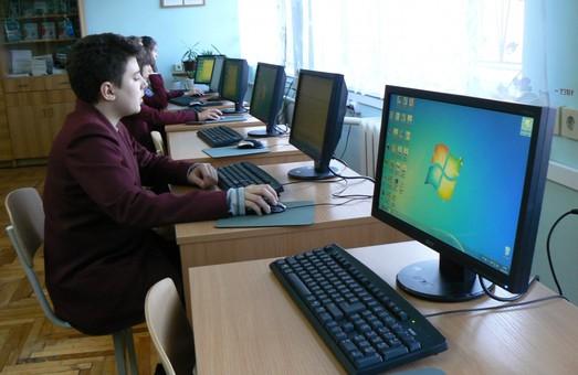 У кожній львівський школі - комп`ютерний клас
