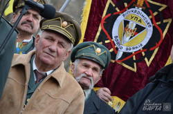 Львівщина вшановує 65-ті роковини Романа Шухевича (ФОТО)