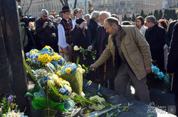 У Львові відзначили 201-у річницю від дня народження Тараса Шевченка (ФОТО)