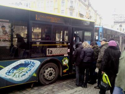 Вартість проїзду у маршрутних таксі Львова залишиться 3-гривневою