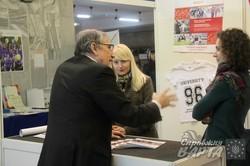 """У Львові розпочалась перша міжнародна виставка """"Вища освіта - 2015"""" (ФОТО)"""