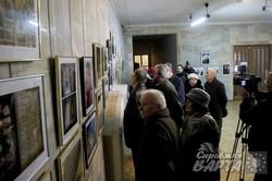 У Львові розпочалась фотовиставка Йосипа Марухняка на честь Михайла Вербицького (ФОТО)