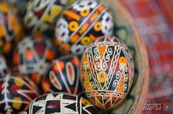 Напередодні Великодня у Львові тривають майстер-класи з писанкарства (ФОТО)