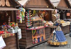 У центрі Львова запрацював Великодній Ярмарок (ФОТО)
