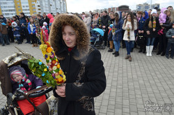 У Львові відзначають Вербну неділю (ФОТО)