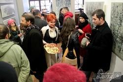 """У Львові розпочалась виставка Людмили Давиденко """"Візії"""" (ФОТО)"""