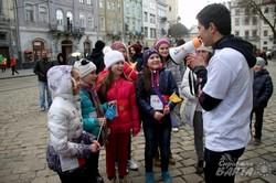 """У Львові відбувся """"Марафон миру"""" до Дня здоров`я (ФОТО)"""