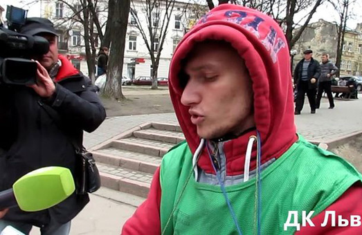 Як у Львові активісти полюють на псевдоволонтерів (ВІДЕО)
