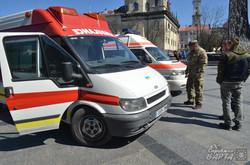 Громада Іспанії та Італії передала українським військовим чотири «швидкі» (ФОТО)