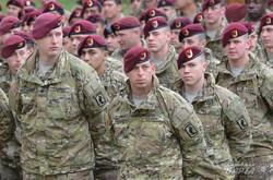 На Львівщині стартували українсько-американські військові навчання (ФОТО)