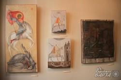 У Львові відкрилась виставка присвячена покровителю міста Святому Юрію (ФОТО)
