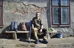 «Єдиний у Пісках Іван» після чотирьох місяців лікування повернувся додому (ФОТО)