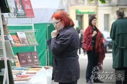 """У центрі міста стартував книжковий ярмарок """"На валах"""" (ФОТО)"""
