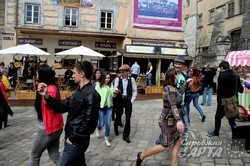 VII День Батяра у розпочався у Львові (ФОТО)