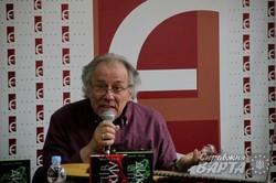 Віктор Морозов провів у Львові творчу зустріч (ФОТО)