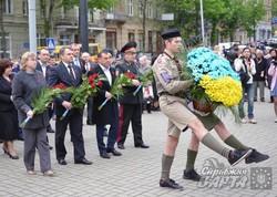 У Львові відзначають День пам'яті та примирення (ФОТО)