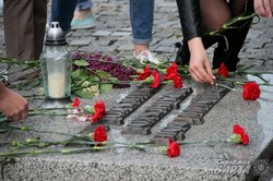 У Львові вшанували пам`ять загиблих українських воїнів (ФОТО)