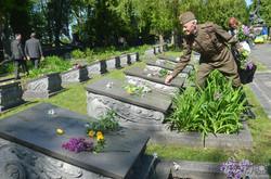 9 травня у Львові пройшло без провокацій (ФОТО)