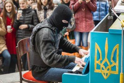 На Львівщину завітав з концертом Piano Extremist (ВІДЕО)