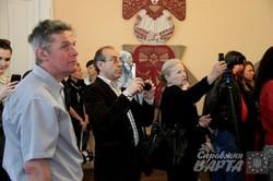 """Львівські майстрині представили унікальну виставку """"Ткане витнуте і вбране"""" (ФОТО)"""