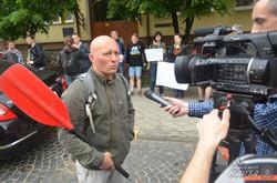 У Львові виступили проти побудови малих ГЕС на карпатських ріках (ФОТО)