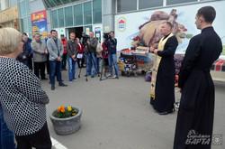 У Львові освятили та передали безпілотник для бійців АТО (ФОТО)