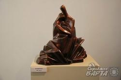 У Львові стартувала виставка видатного скульптора Володимира Одрехівського (ФОТО)