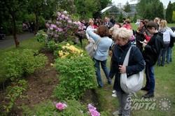 Ботанічний сад ЛНУ ім. Івана Франка відкрив свої двері (ФОТО)