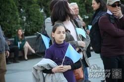 У Львові пройшов траурний мітинг до 71-ої річниці депортації кримських татар (ФОТО)