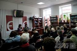 """У Львові презентували книгу Анни Гавальди """"Мені б хотілось, щоби хтось мене десь чекав"""" (ФОТО)"""