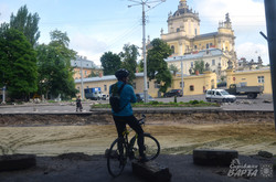 У Львові розпочали реконструкцію площі св. Юра (ФОТО)