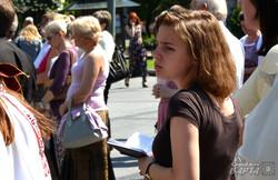 У день захисту дітей у Львові помолилися за жертв абортів (ФОТО)