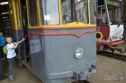 У Львові показали трамваї, яким більше ста років (ФОТО)