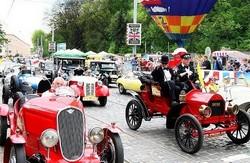 На фестиваль «Leopolis Grand Prix» до Львова з'їдуться ретро-авто з усієї Європи