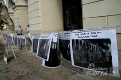 У Львові під Ратушею розгорівся конфлікт між мітигнувальниками (ФОТО)