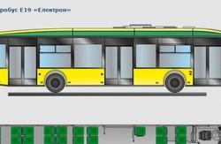 До кінця року у Львові з`явиться новий електробус